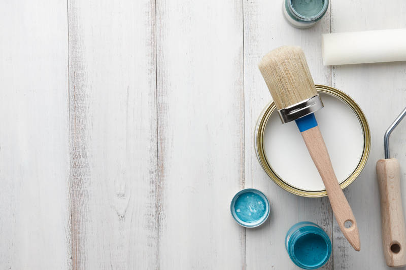 High quality painting materials